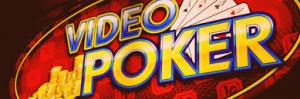 video poker design jetons cartes